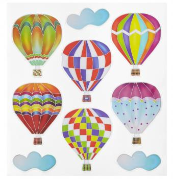 Hobby-Design Sticker Ballon